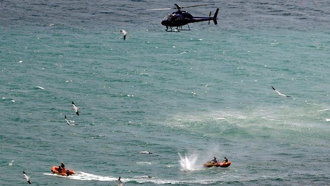 Attaque de requin: un surfeur tué en Nouvelle-Zélande alors qu'il nageait