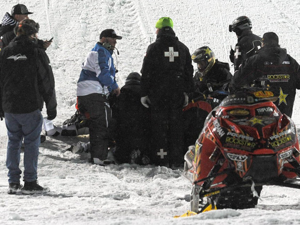 Caleb Moore victime d'un accident mortel aux X-Games