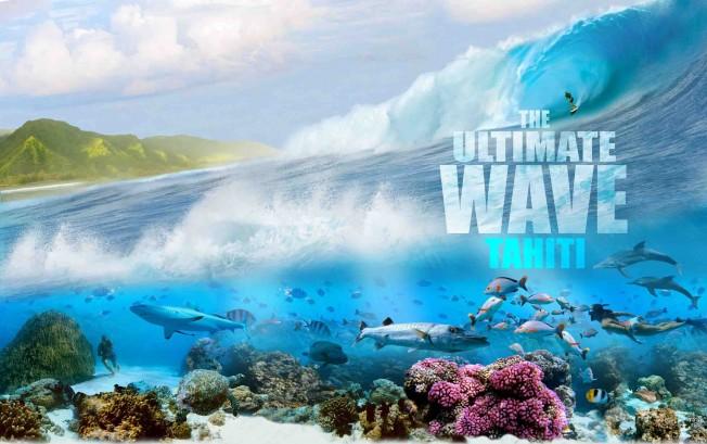 Film : Kelly Slater à Tahiti sur la Vague Ultime