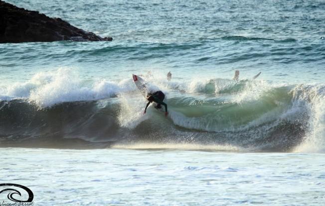 Len's Arancibia : la relève assurée à Biarritz !