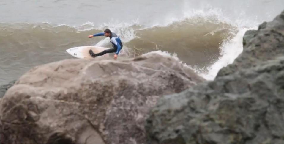 Surf à la rencontre du Fleuve et de l'Océan