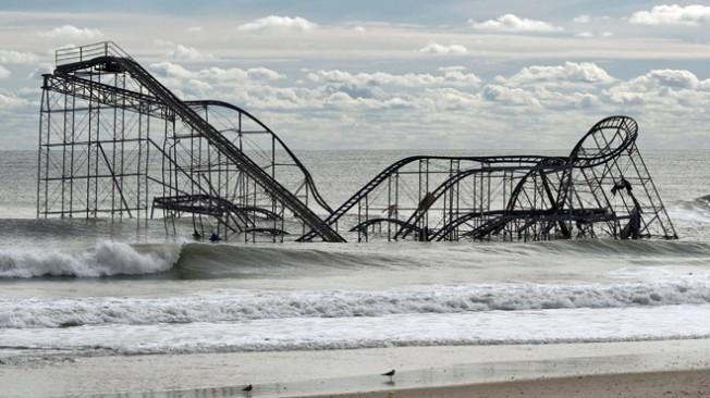 Le Spot du «Jet Star Roller Coaster» va disparaître