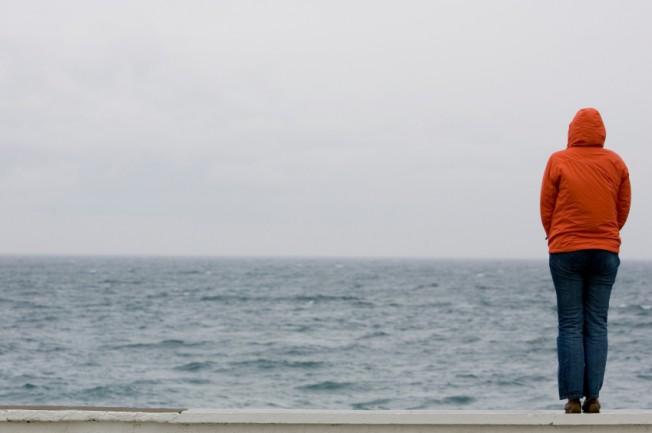 Boire de l'Eau de Mer en Hiver