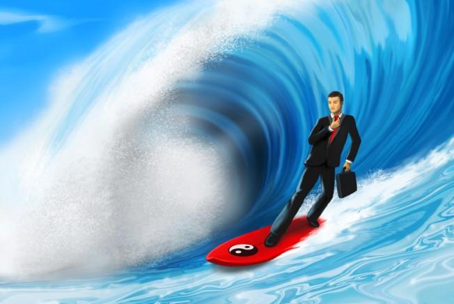 Pratiquer le Surf aide à mieux Gérer son Stress