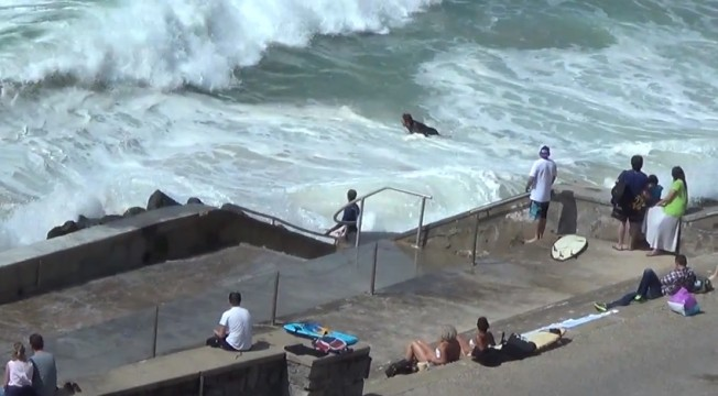 Biarritz / Côte des Basques : Mode d'Emploi