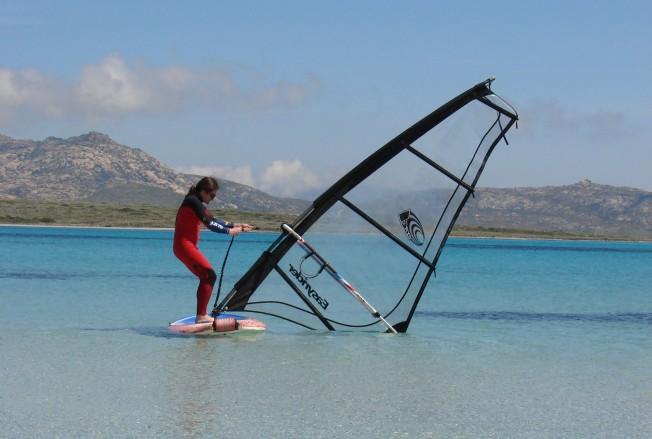 Initiation au Windsurf !