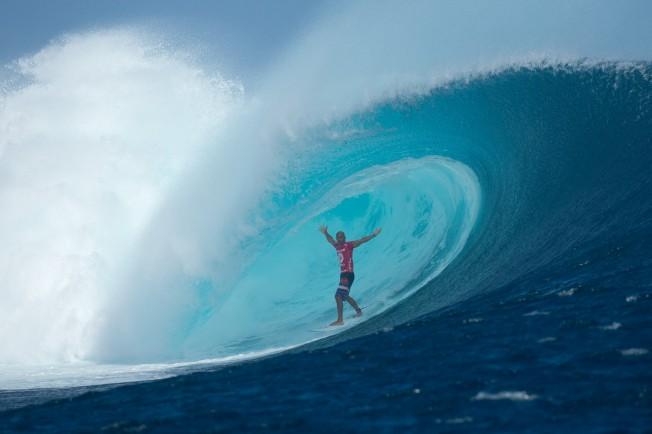 La Victoire de Kelly Slater au Volcom Fiji Pro