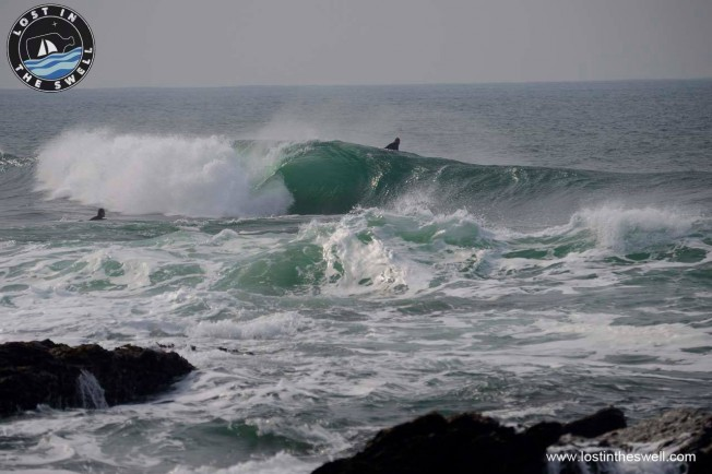 Lost in The Swell en Bretagne: l'Intégrale