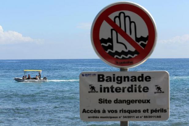 Le Gouvernement annonce un Plan de Prévention du Risque Requin