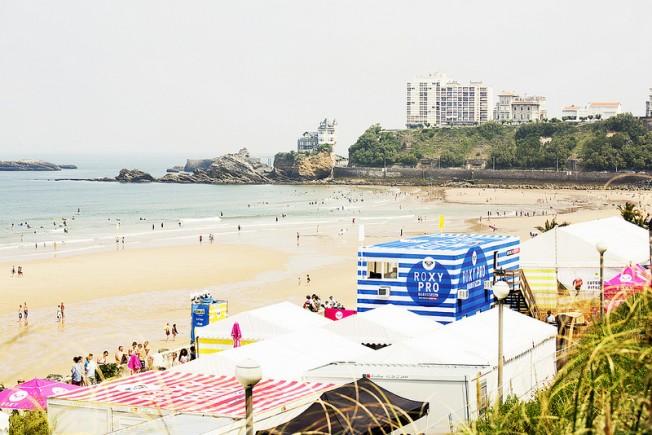 Le Roxy Pro Biarritz aura lieu en Septembre à… Hossegor