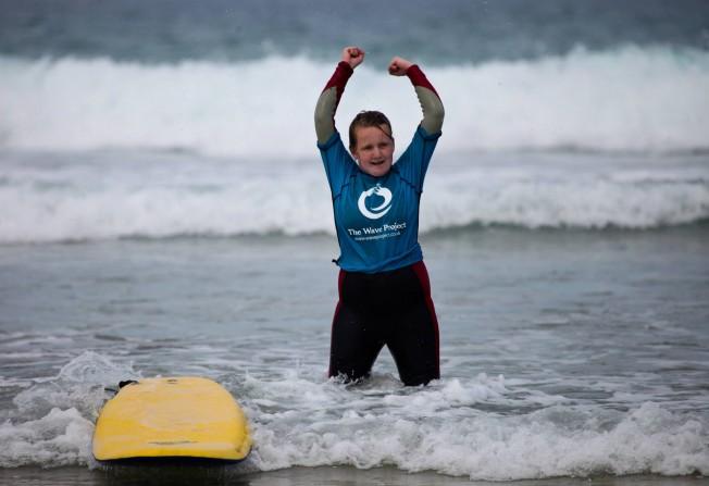 Succès du Premier Challenge Surf & Autisme