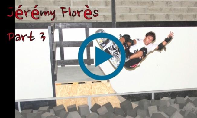 Jeremy Flores: sa Remise en Forme après Blessure