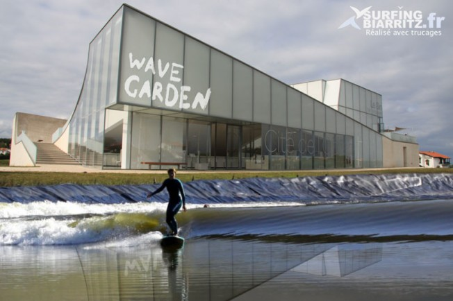 Pétition pour un WaveGarden à Biarritz