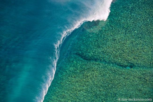 Tahiti: l'eau de mer épargnée par Fukushima