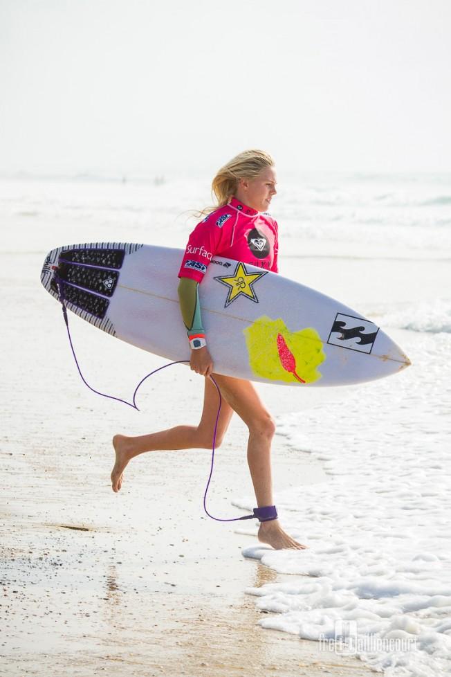 L'image de la Surfeuse: Miroir aux Alouettes