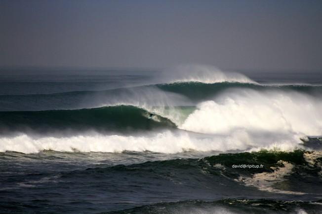 Surf de gros: le Week-End épique des 21-22 Décembre 2013