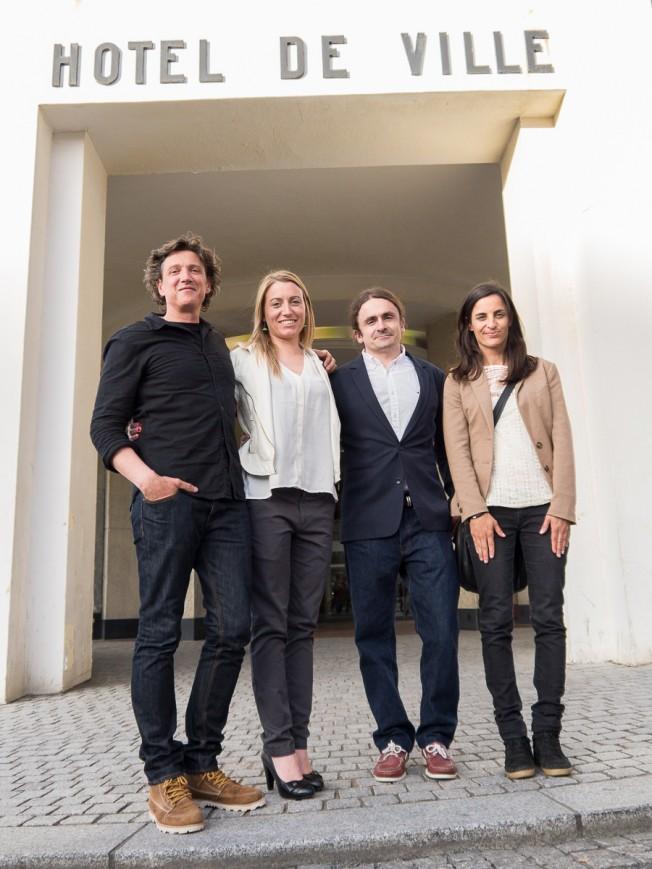 Biarritz: l'Océan ressort gagnant des Municipales !