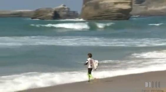 De La Réunion à Biarritz pour fuir le Risque Requin