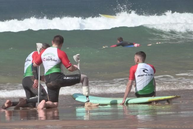 blesses de guerre surf