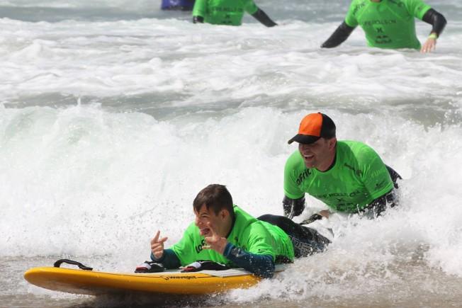 Surf et Qualité de Vie des Blessés Médullaires