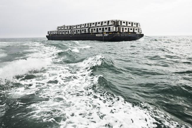 wagons metro ocean