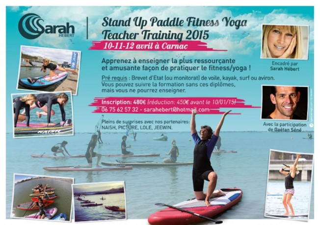 stand up paddle fitness yoga