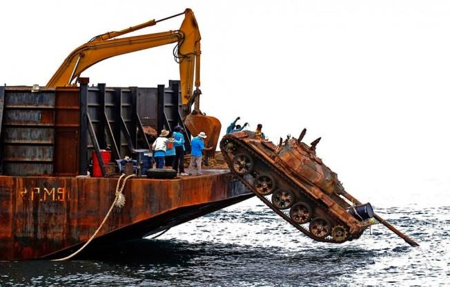 tank ocean thailande