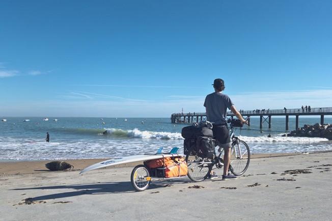 surf trip velo