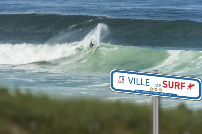 ville de surf