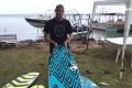 Mick Fanning change la Couleur de ses Planches de Surf