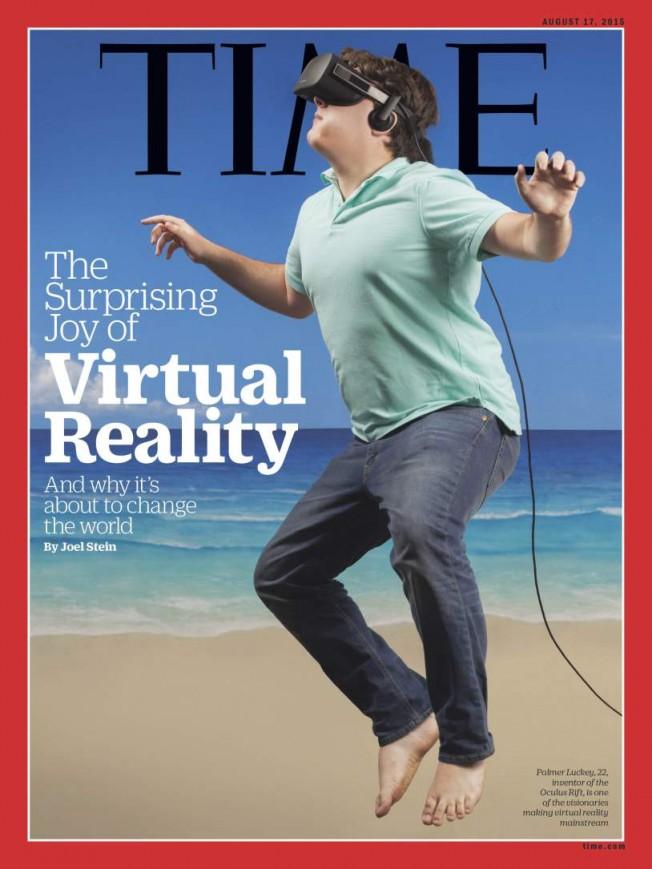 virtual reality time