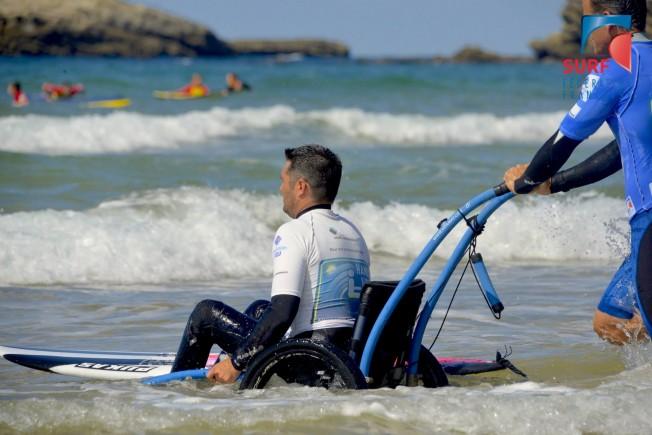 equipe de france handi surf
