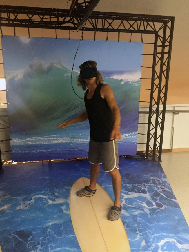 fred compagnon virtual surf