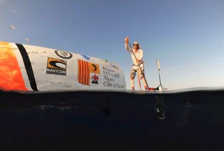 Nicolas Jarossay est parti pour Traverser l'Atlantique !