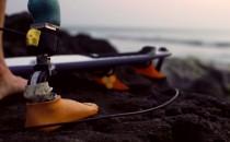 VIDEOS | Surfer malgré l'Amputation de Jambe