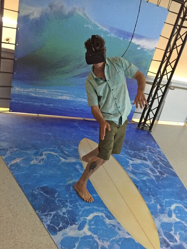 virtual surf gauthier garanx
