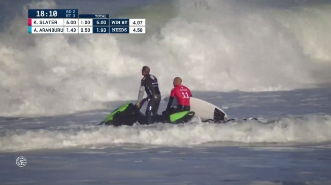 kelly slater jet ski assist