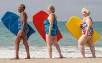 Surfer pour réduire le Risque de Maladie d'Alzheimer
