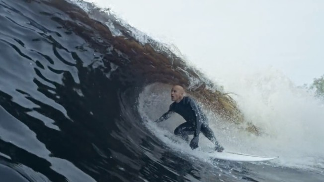 kelly slater wave