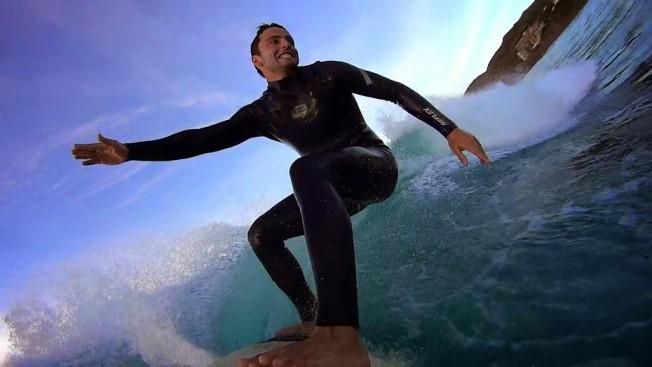 conflit de hanche surf
