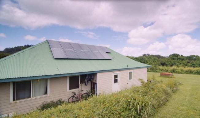 panneaux photovoltaiques maison