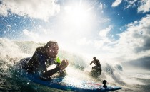 Barney Miller : le Surf malgré la Tétraplégie