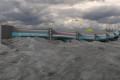 Ocean CleanUp lance son Prototype en Mer du Nord !