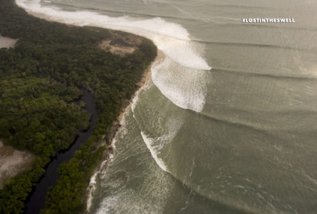 Lost in The Swell en Mission au Gabon