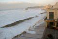 MAREA : Biarritz devient Laboratoire des Vagues de Tempête