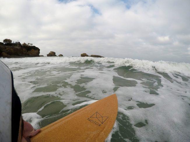 Surfer écolo