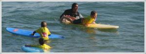 Découvrir le surf