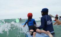 Casque en Surf : bien utile pour protéger la Tête des Enfants