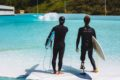 Les «Surfeurs Dargent» en Action au Wavegarden !