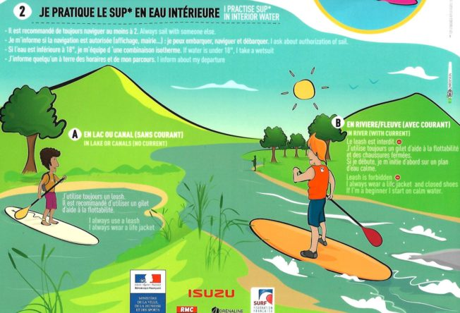securite sup lac riviere